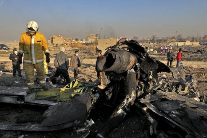 Lo que sigue escondiendo Irán sobre el derribo del avión ucraniano