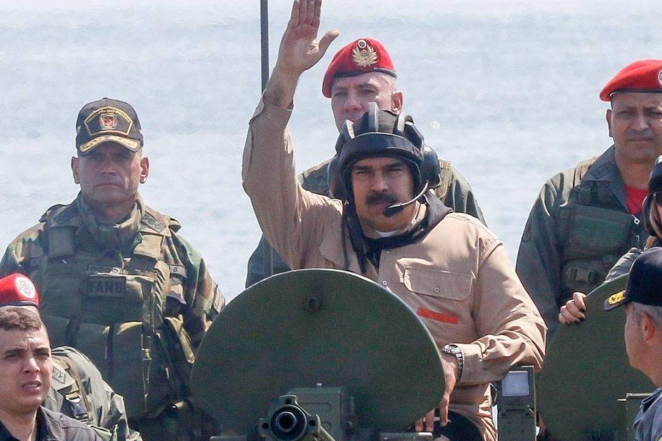 Maduro quiere iniciar una guerra con Guyana