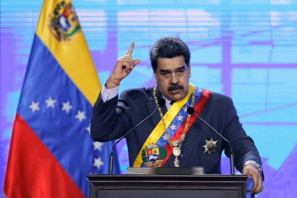 Venezuela a la guerra por petróleo