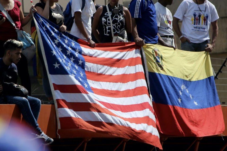 EEUU ha socorrido Venezuela