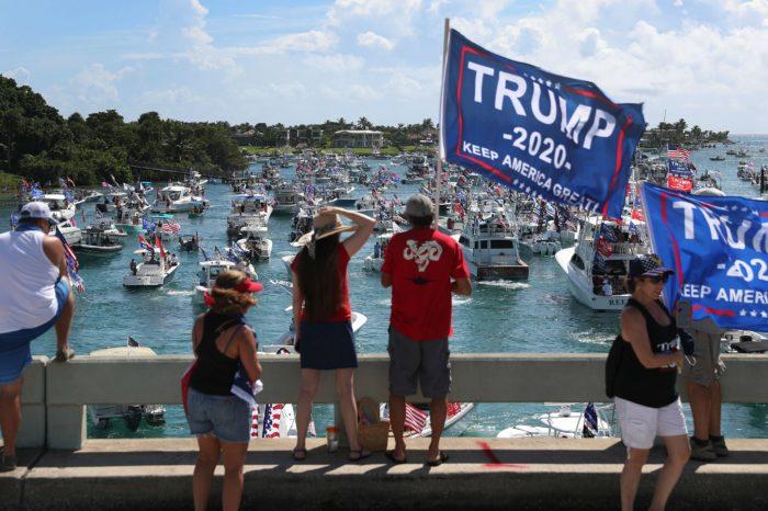 Así es el nuevo cuartel político de Trump en Florida