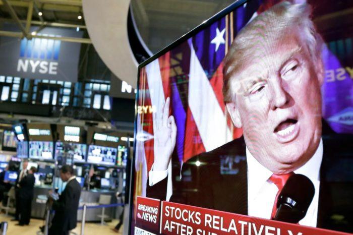 El bloqueo tecnológico a Trump impactó terriblemente en Wall Street