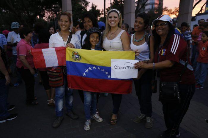 En Perú está la ciudad con más venezolanos en el mundo