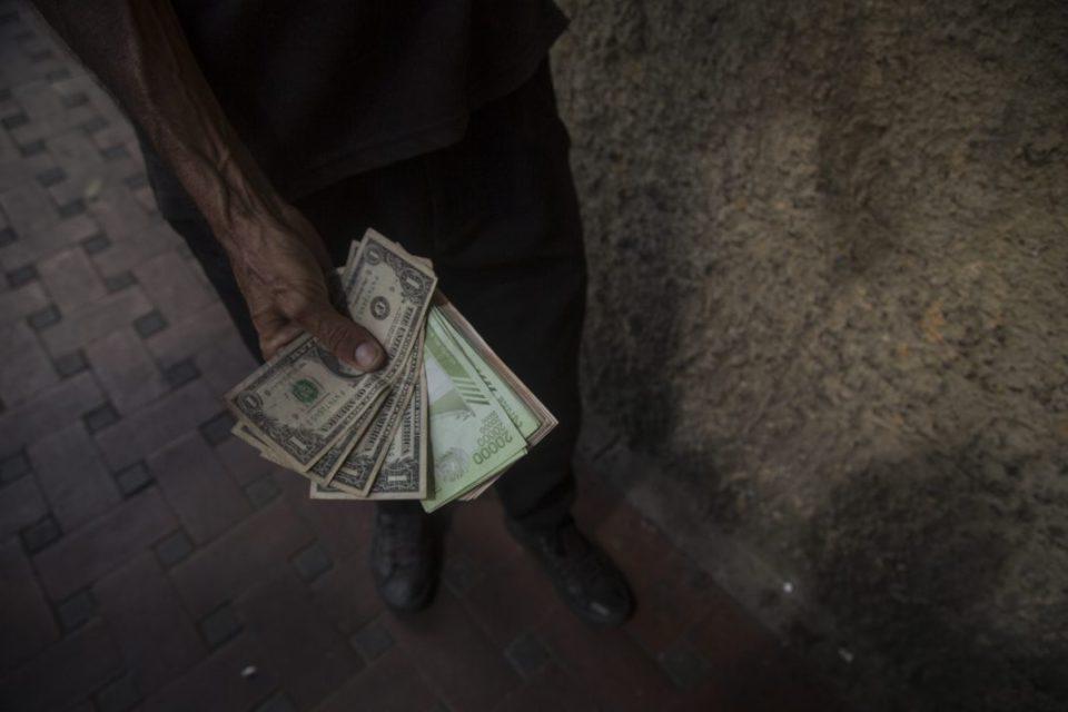 dolarizar oficialmente a venezuela - foto alfonso calatrava - primer informe