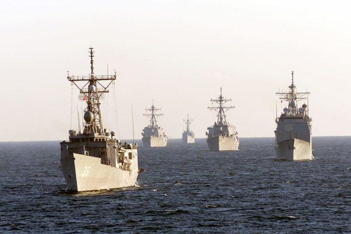 Nuevos buques de guerra de EEUU vigilan a Alex Saab