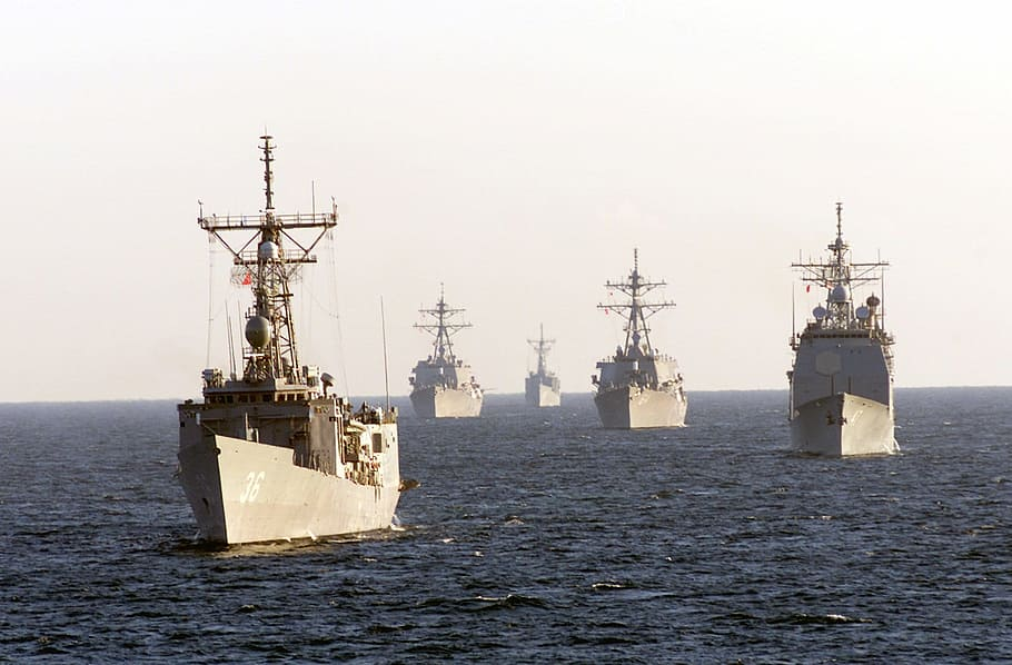 Nuevos buques de guerra de EEUU vigilan a Alex Saab - Primer Informe