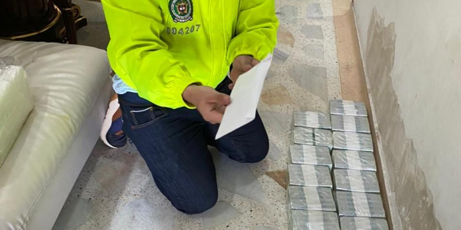 narcocaleta del narcotráfico venezolano - primer informe