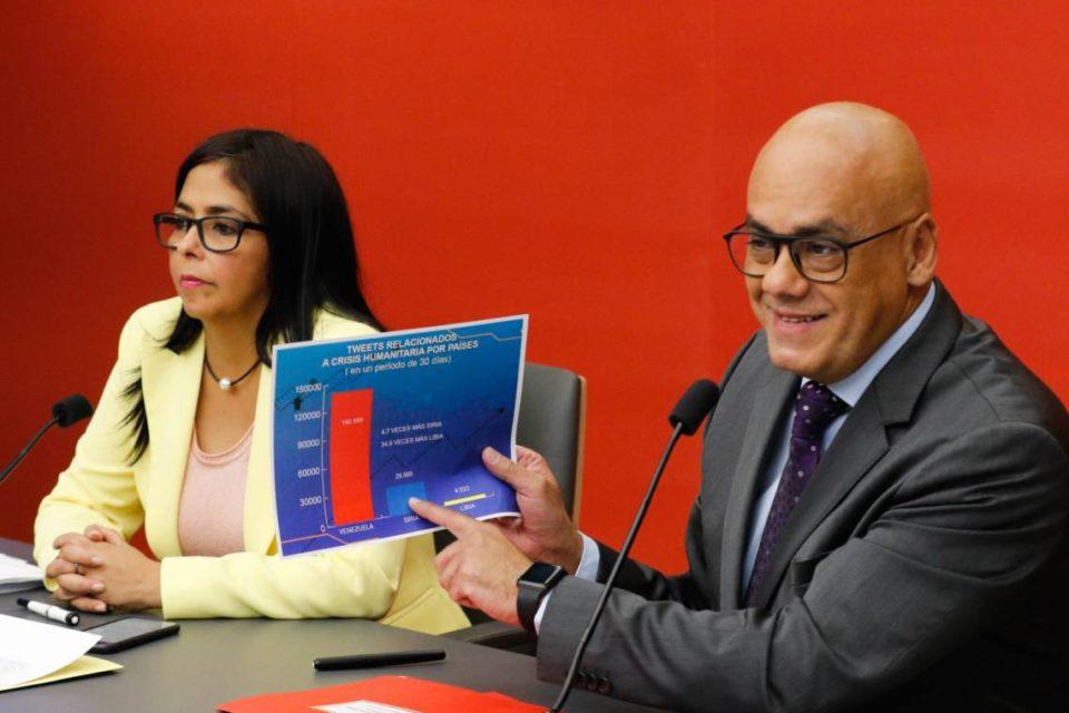 el poder detrás del poder en Venezuela - Primer Informe