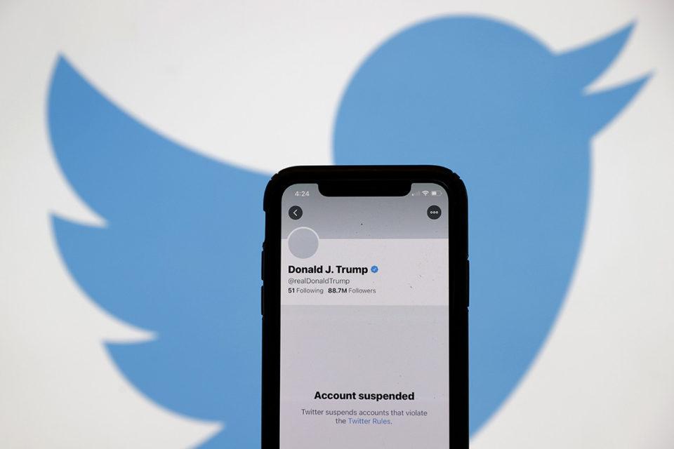 el último ataque de Twitter contra Trump - Primer Informe