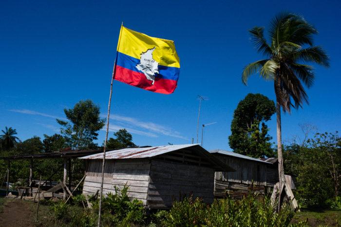 Más guerrilleros de las FARC juran su apoyo a Nicolás Maduro (VIDEO)