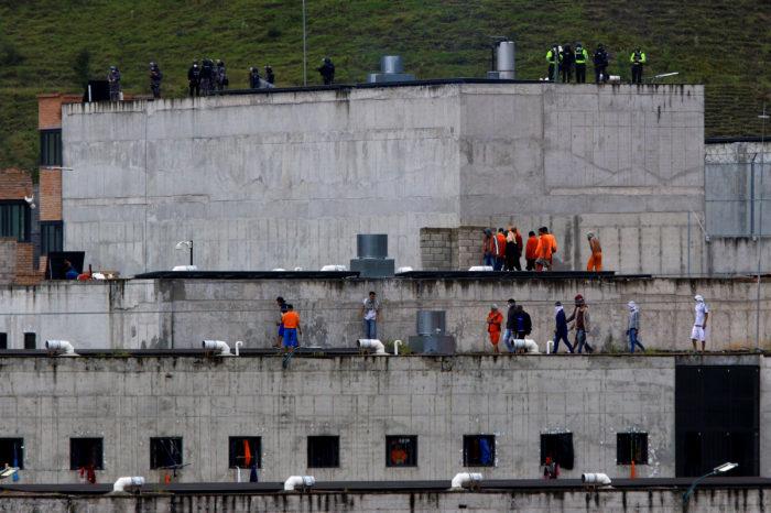 Guerra de carteles mexicanos llega a Ecuador con brutal masacre carcelaria