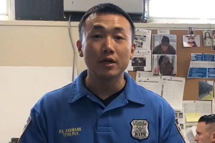El policía de Nueva York que era un espía chino podría morir de COVID