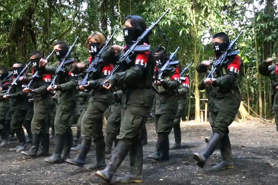 OFENSIVA TERRORISTA QUE COORDINÓ MADURO