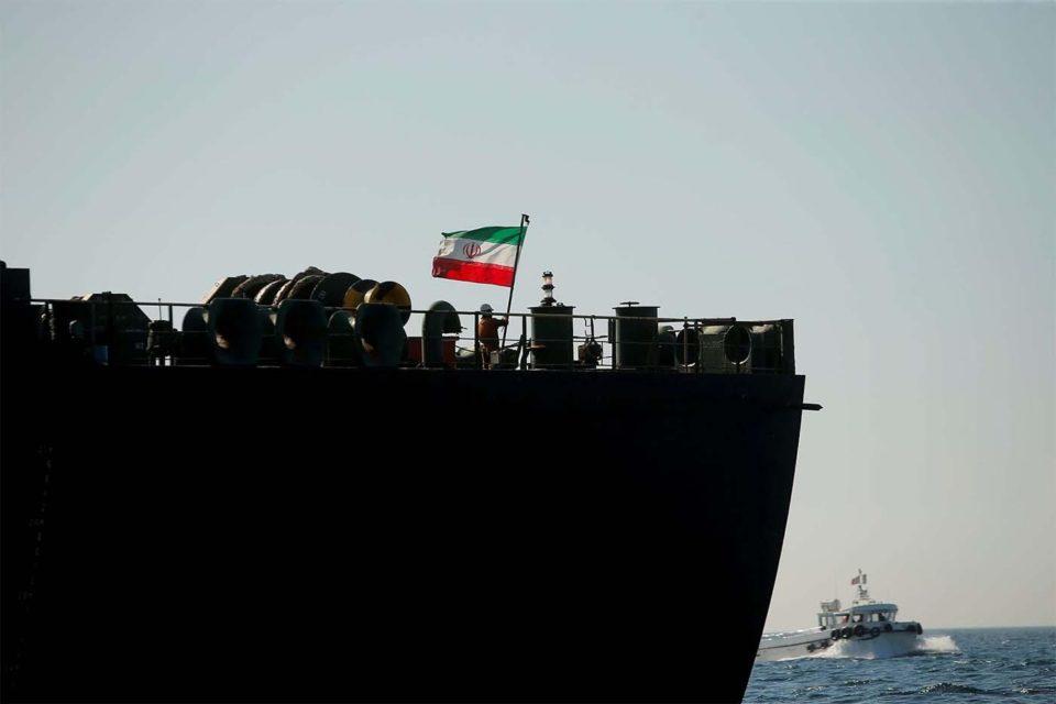 envíos de crudo de Irán