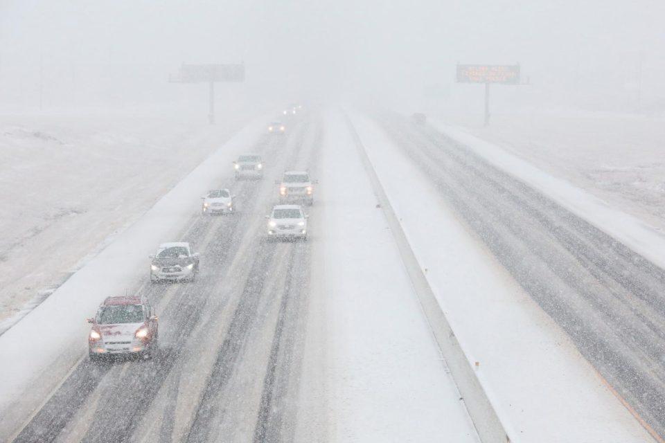 la magnitud de la tormenta invernal en eeuu - primer informe