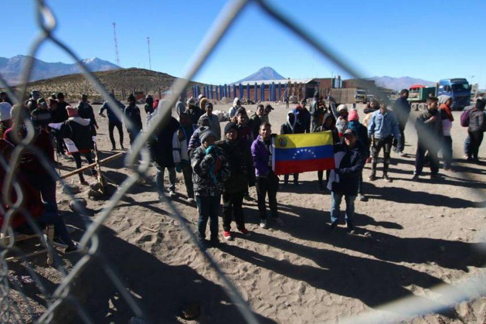 decisión de la corte y contradicciones de la política migratoria chilena - primer informe