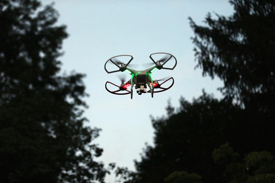 Alex Saab es vigilado con drones - primer informe