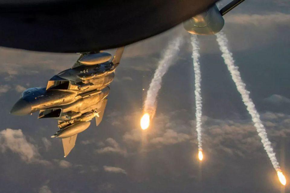 ataques aéreos en Siria - Primer Informe