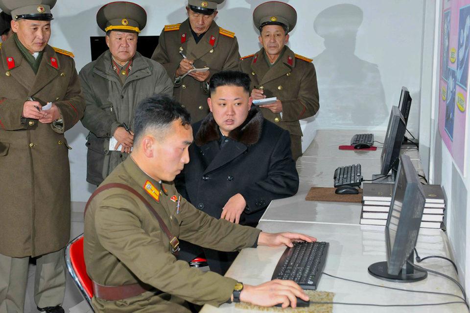 hackers norcoreanos más buscados del mundo - primer informe
