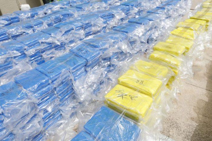 Europa se convierte en el centro de la cocaína mundial