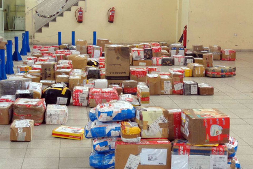 la odisea del envío de paquetes a Cuba - Primer Informe