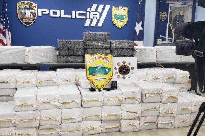 millonario alijo de cocaína venezolana capturado en PR - Primer Informe