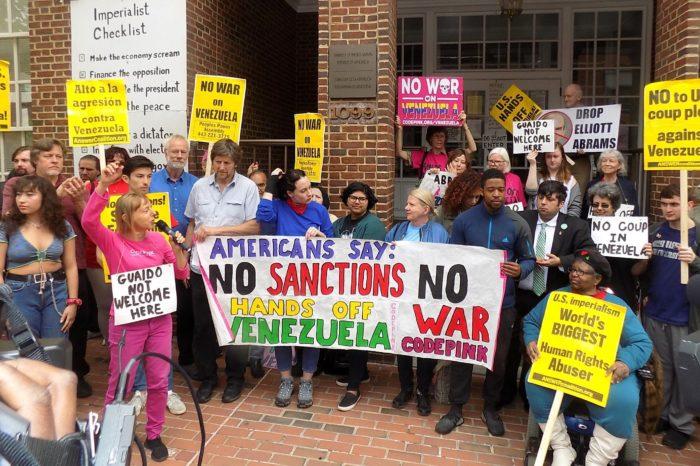 Así tratan de tumbar las sanciones de EEUU contra Maduro
