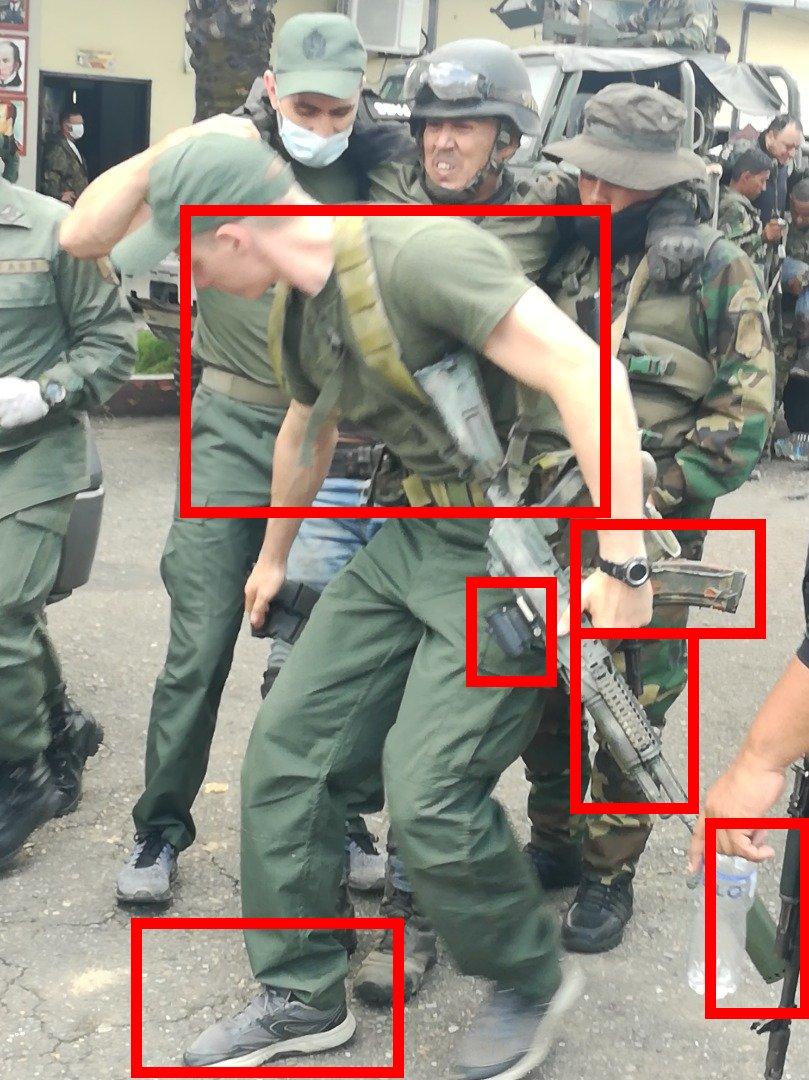 Facciones de las FARC superan a fuerzas chavistas en combates