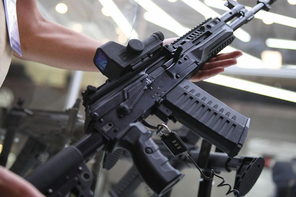 Las modernas armas que Maduro provee