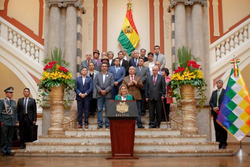 Comienza venganza judicial de Evo Morales contra Jeanine Áñez