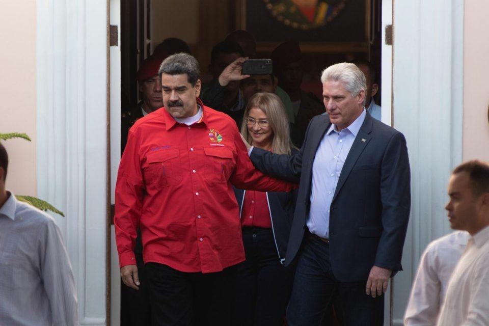 ANÁLISIS: El desesperado viraje bolivariano