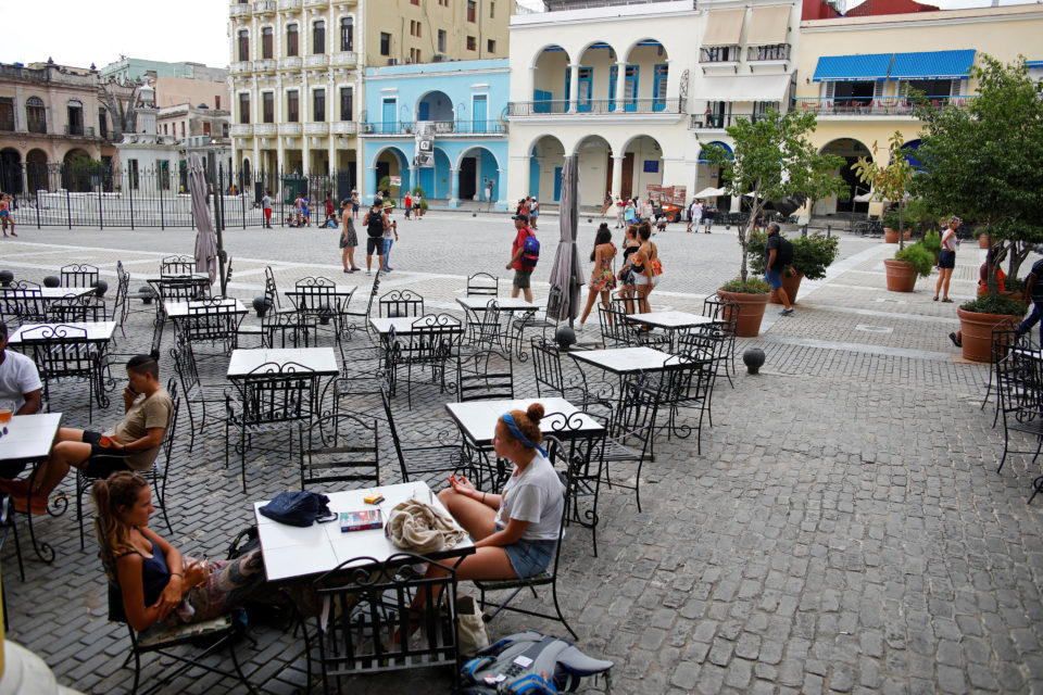 la privatización llega a los restaurantes en Cuba - Primer Informe