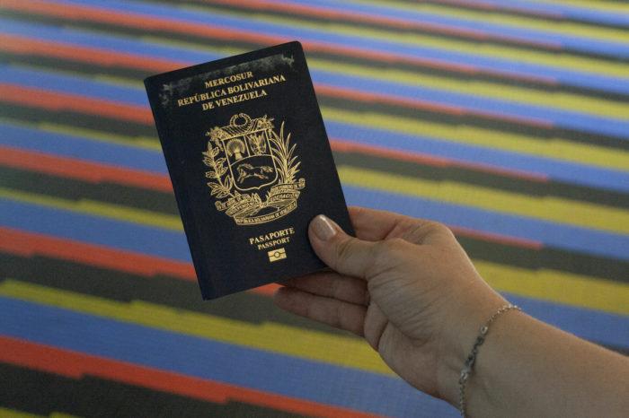 Nuevos pasaportes venezolanos tendrán una vigencia de 10 años