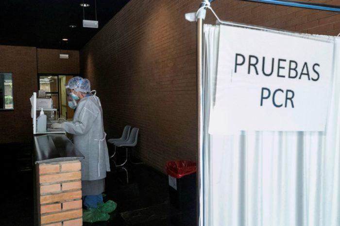 Régimen quiere más dinero a través de pruebas PCR para viajeros