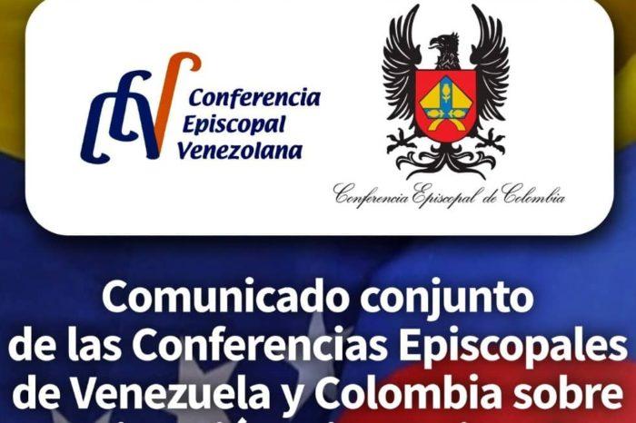 Obispos de Venezuela y Colombia alertan sobre peligro de conflicto en la frontera