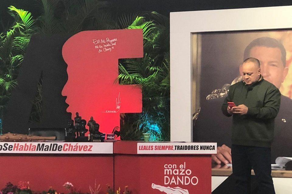 Diosdado Cabello reveló la verdadera causa de la captura de Chiche Smith