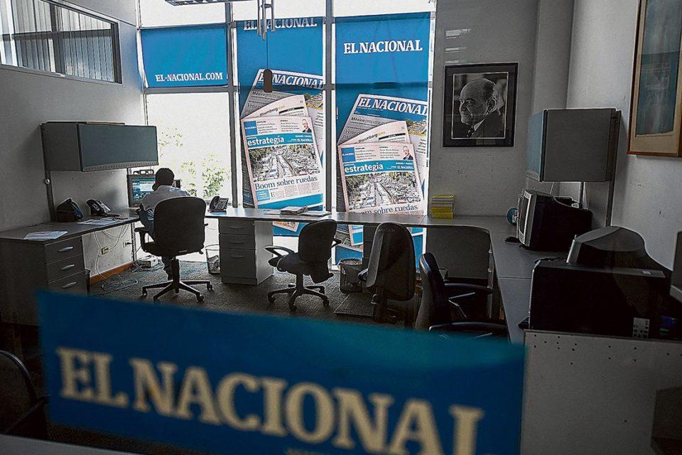 Ejecutan embargo contra El Nacional por demanda de Diosdado Cabello
