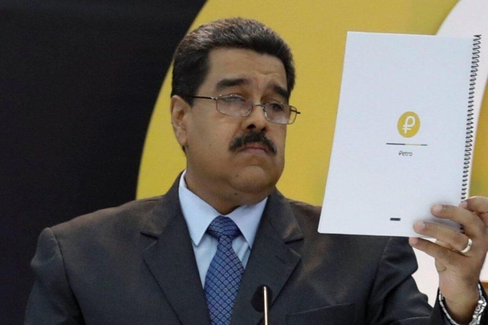 Maduro acelera el uso de las criptomonedas