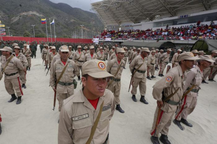 Maduro confirmó el uso de civiles en combate armado contra las FARC