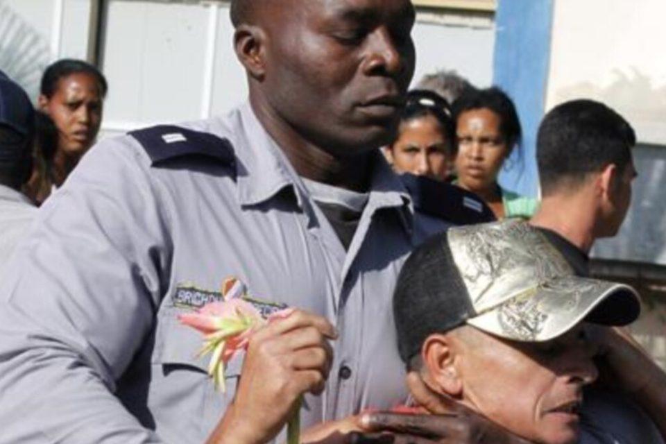 Represión ultra fascista logra récord de presos políticos en Cuba