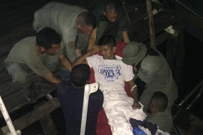 El narcotráfico estaría detrás del ataque al soldado venezolano en Guyana