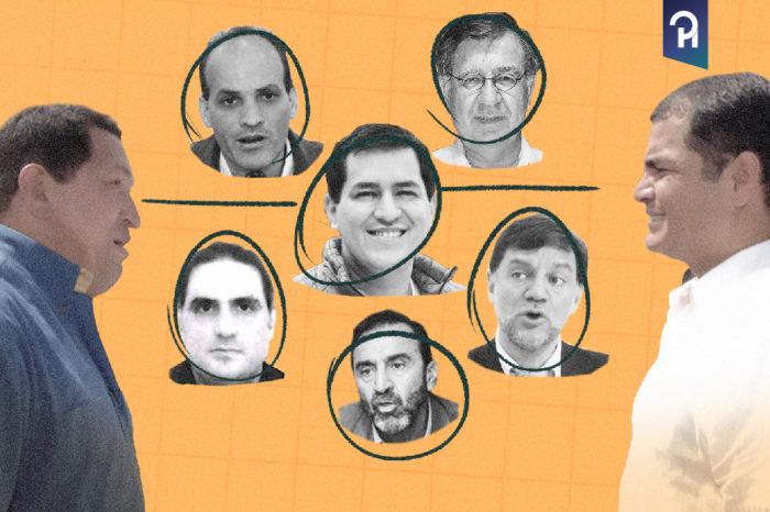 Andrés Arauz y su batalla contra el dólar