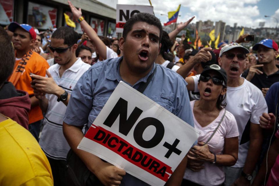 la oposición en Venezuela - primer informe