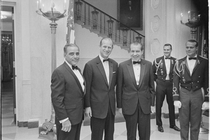 Así fue el episodio con Richard Nixon que terminó apenando al Príncipe Felipe