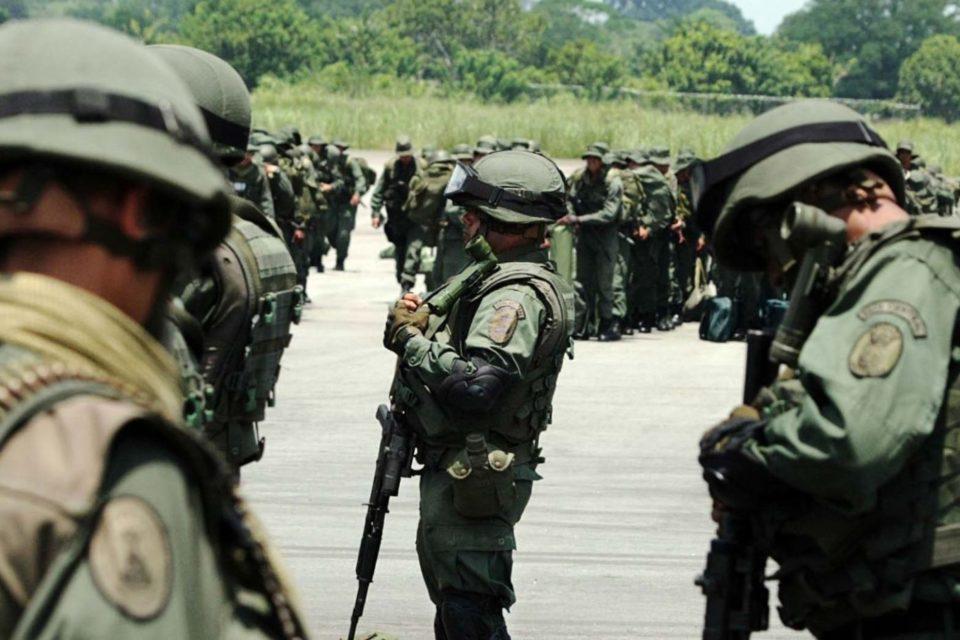 conflicto con las FARC - Primer Informe