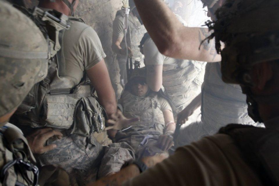 estados unidos retirará tropas de afganistán - primer informe