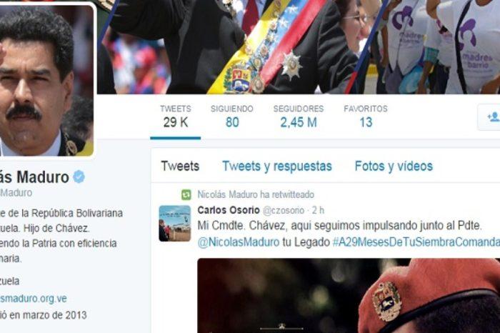 INFORME: El ejército de tuiteros de Maduro para difamar a la oposición en Twitter