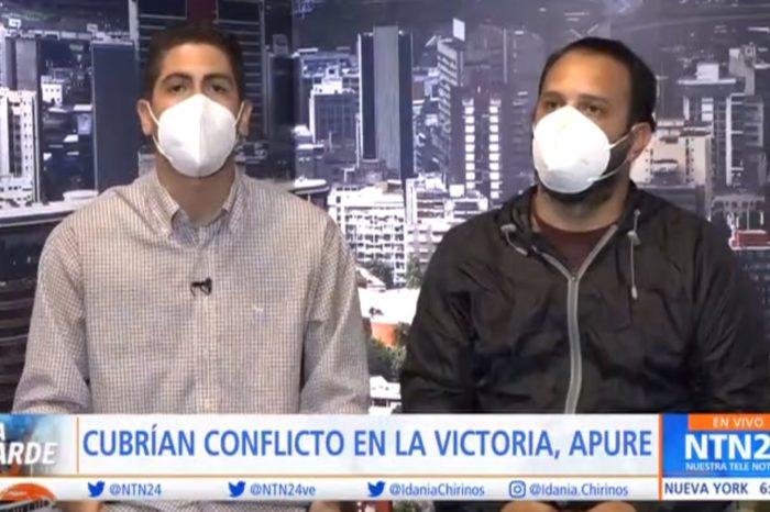 Periodistas y activistas secuestrados por las FANB en Apure cuentan sus horas de terror