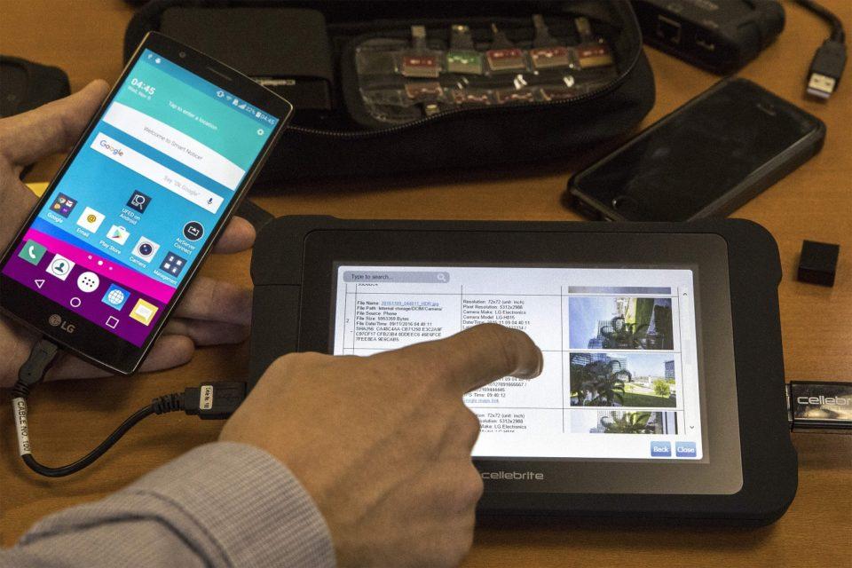 tecnología de hackeo telefónico - primer informe