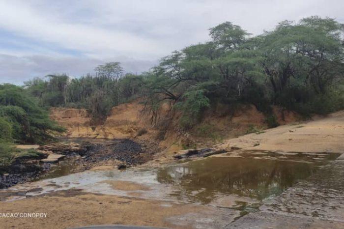 El daño ecológico que ocasiona el último derrame petrolero en Venezuela